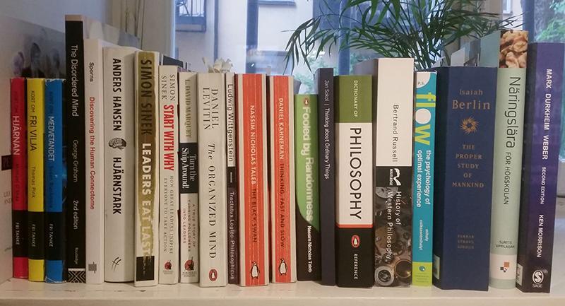 Vad läser du för böcker?