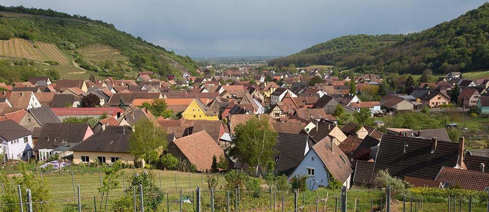 På resa i Alsace – Här är filmen