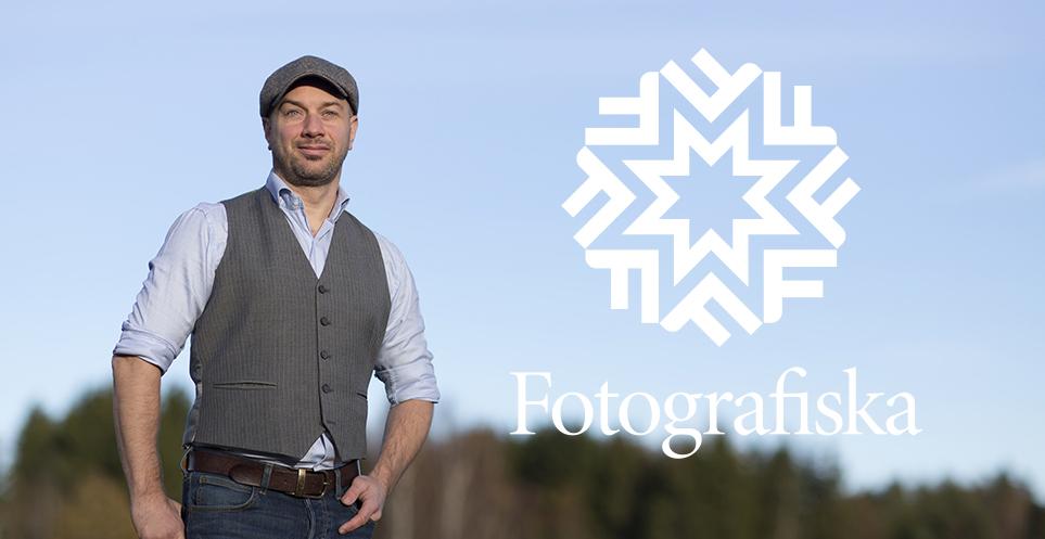 Jag håller föreläsning på Fotografiska